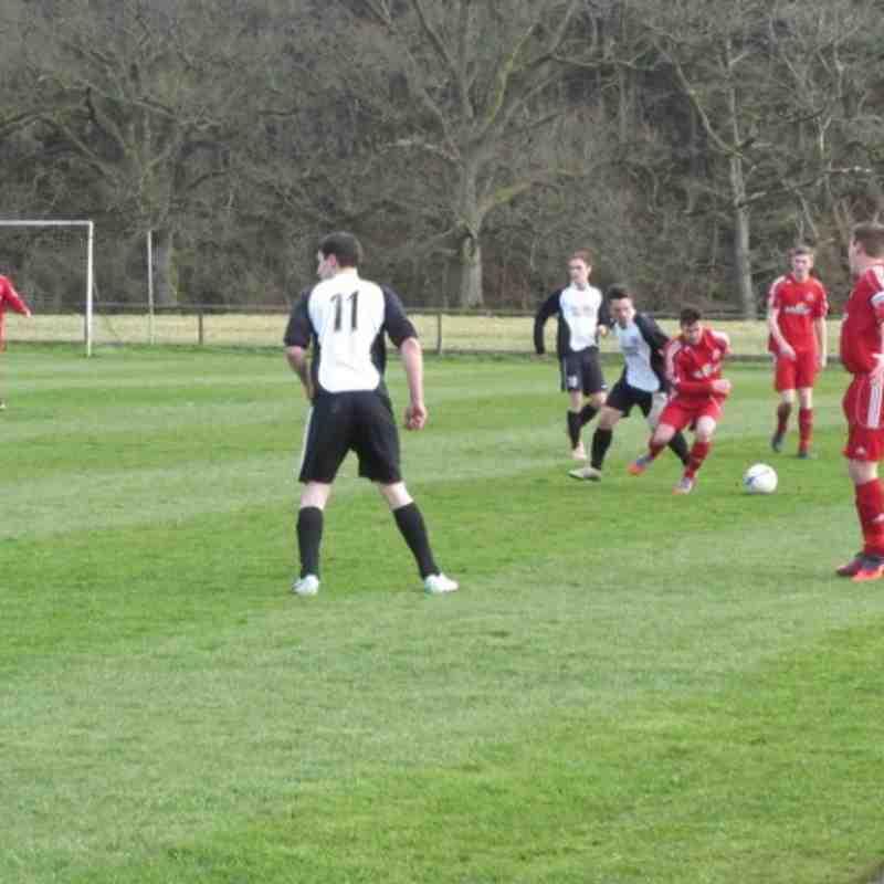 Newbridge v Knighton