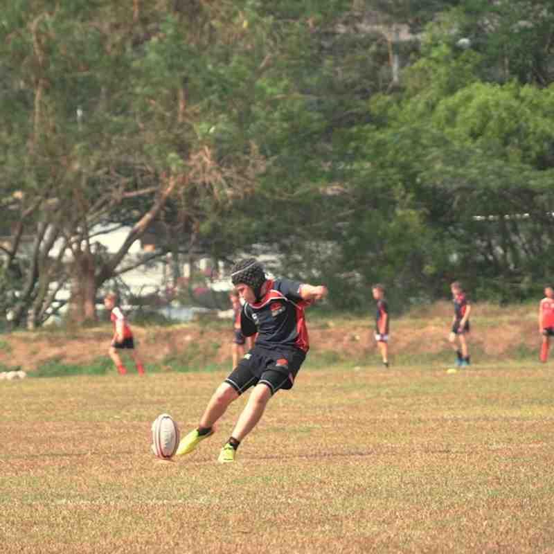 U12 League Match TRC V Centaurs 23 Feb 2014