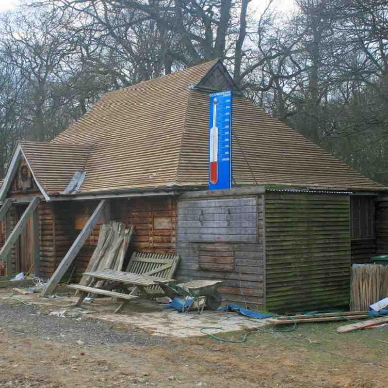 Outwood Pavilion Rebuild