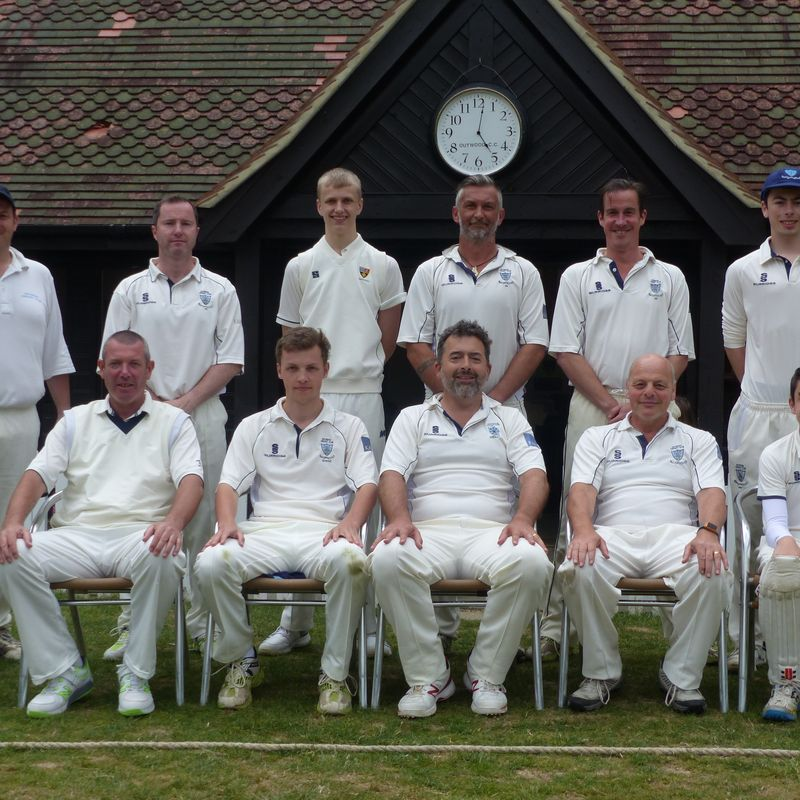 Outwood Cricket Club 311/2 - 130/5 Bolney CC