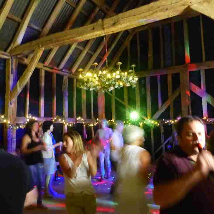 Annual Club Supper and Dance - 21st July