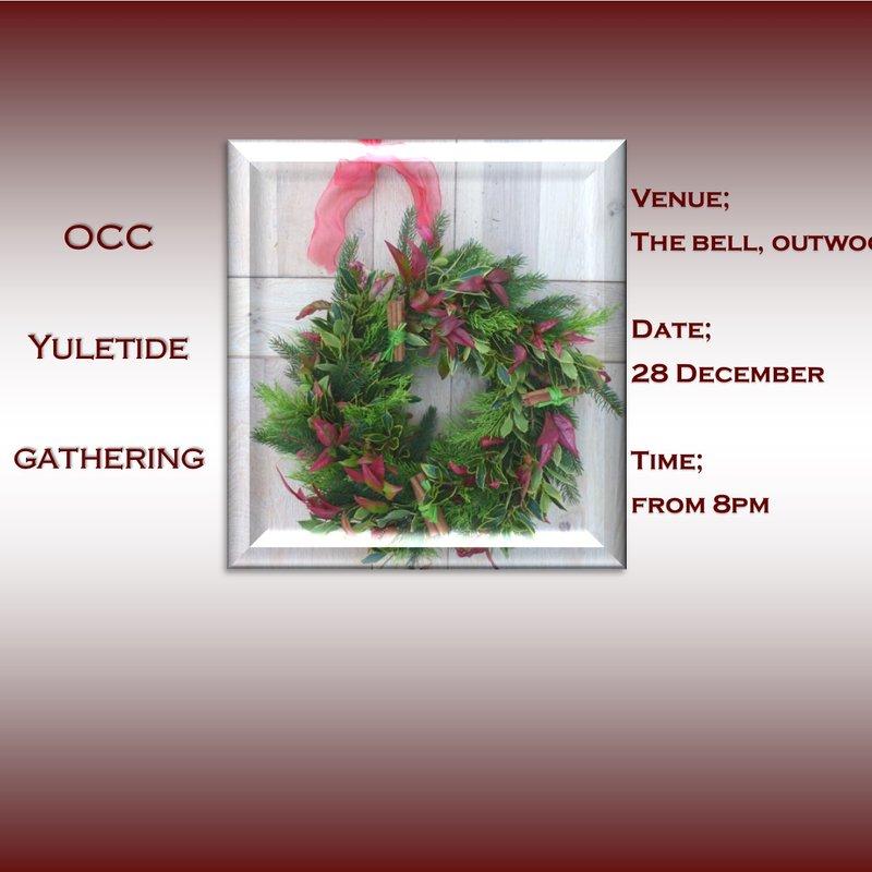 The OCC 2018 Yuletide Gathering