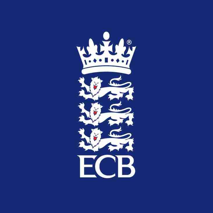 ECB Cricket Playing Survey 2019