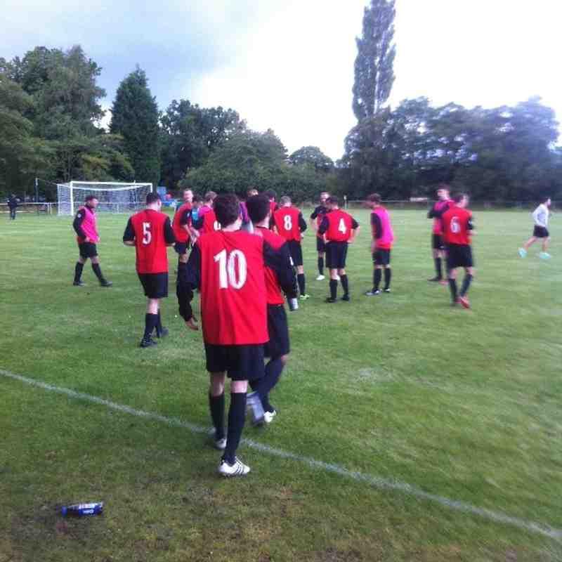 Styal Reserves v Grappenhall Sports Reserves