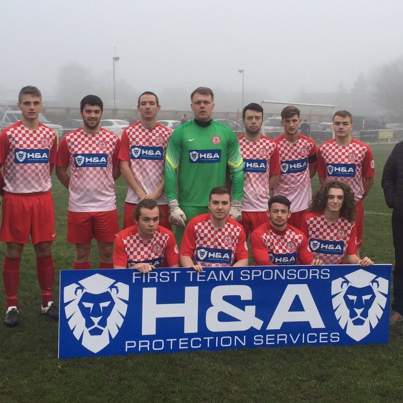 Ashton Town AFC  lose to Litherland REMYCA 5 - 1