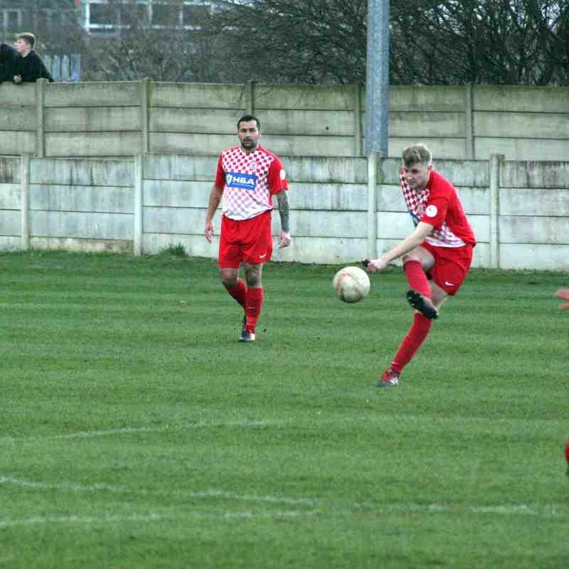 Ashton Town AFC 5 v 0 AFC Blackpool 18-2-17