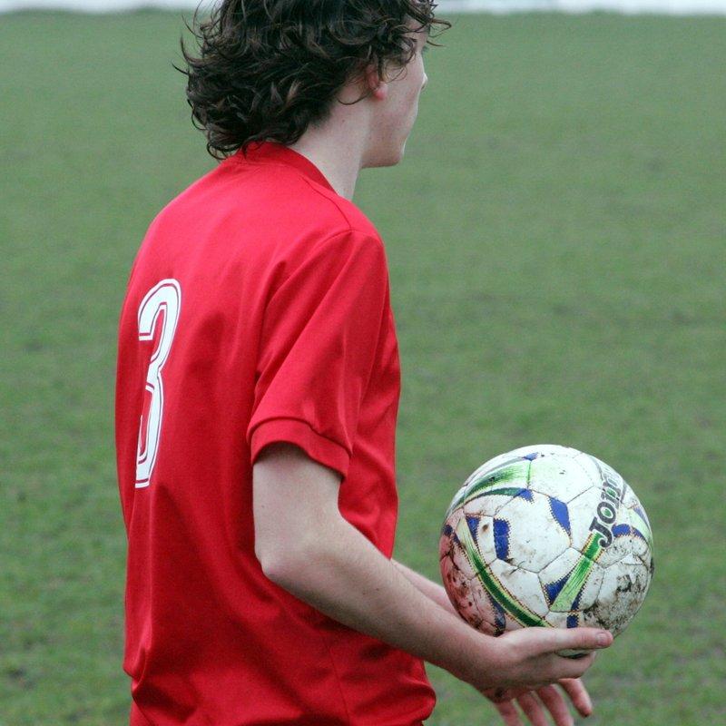 Ashton Town AFC U18s v Atherton Town U18s