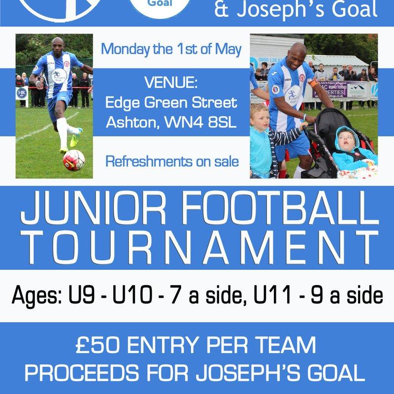 Emmerson Boyce Junior Tournament