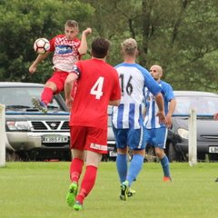 Preseason v Coppull United FC