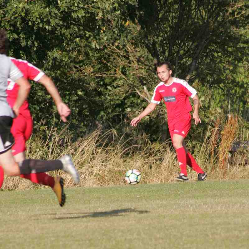 Newburgh FC 2 - 8 Ashton Town AFC