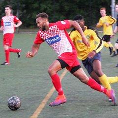 Preseason v Egerton FC 25/7/18