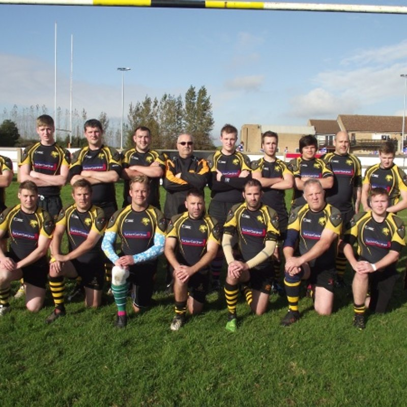 Development XV beat Sawston 48 - 0