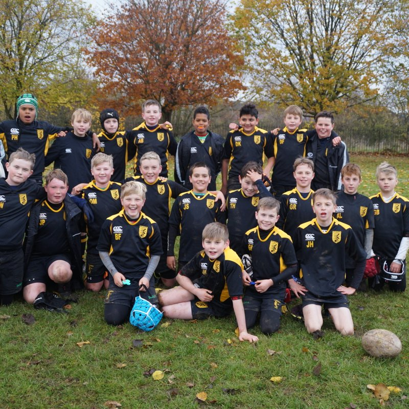 Keyworth 12s Dominate South Notts Festival