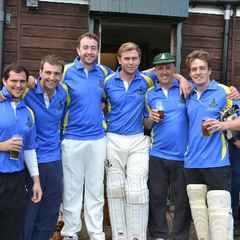 Woodford Green C.C - Six A-side tournament - Sunday 30th August