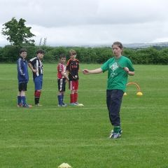 Summer soccer camp 2013