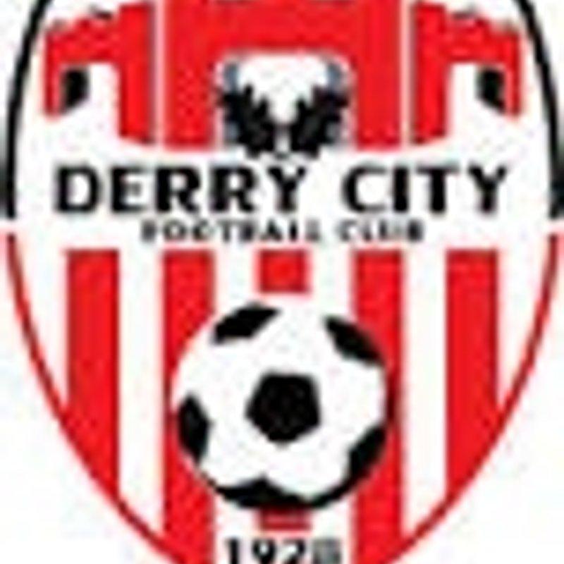 Derry City Development Draw