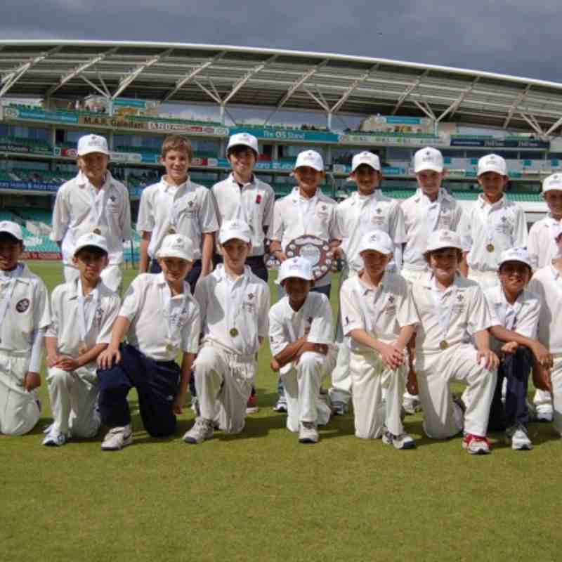 Surrey & District U10's 2011 @ The KIAOVAL