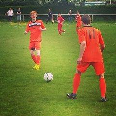 Under 19s v Newtown AFC - 2013/14