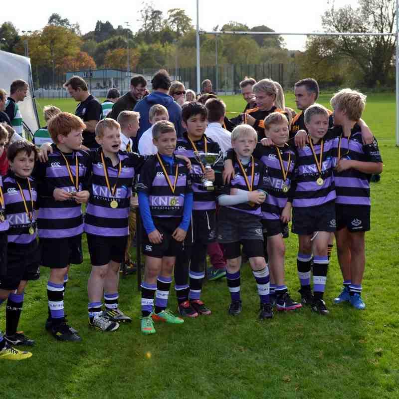 Keynsham Tournament Victory
