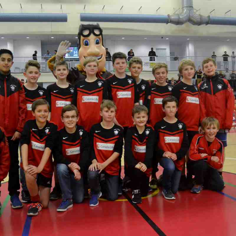 Shire Colts u12 Christmas Party