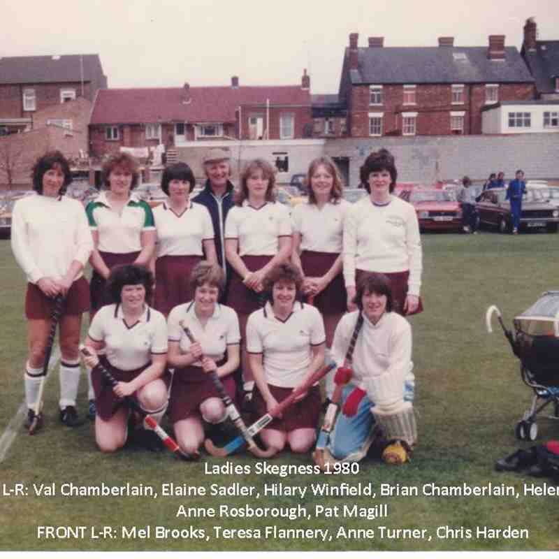 Ladies Teams thru the Ages