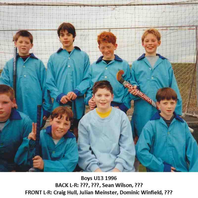 Junior Teams thru the Ages