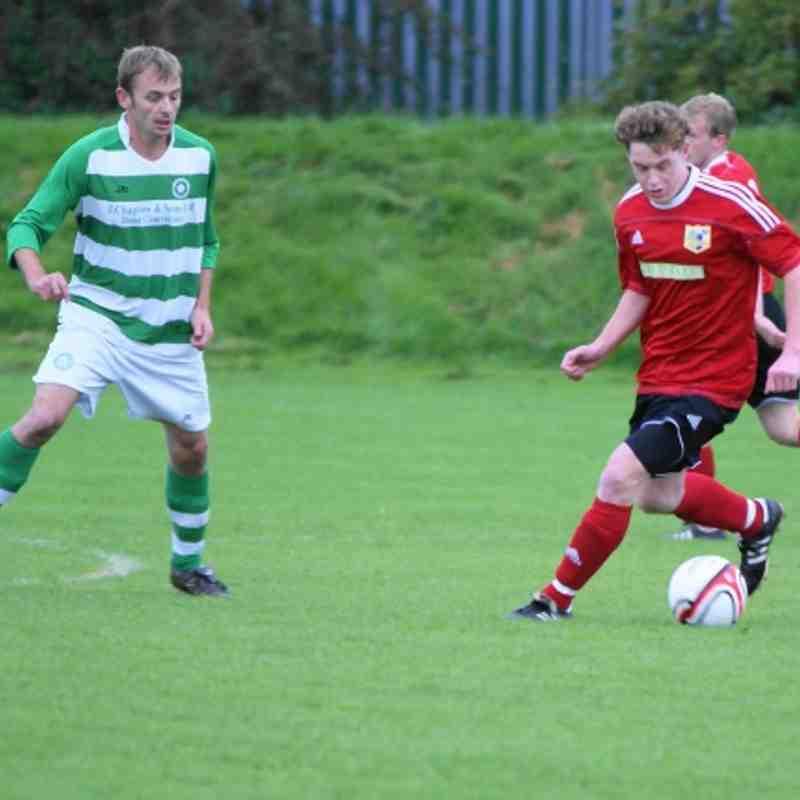 Kendal Celtic v Kendal Utd (30/8/11)