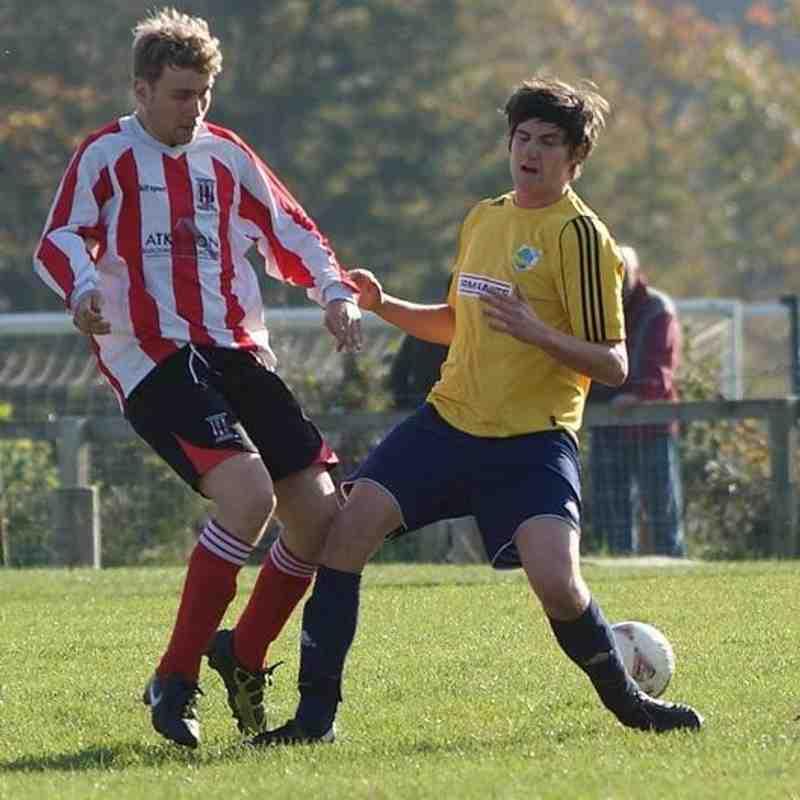Kendal Utd vs Wetheriggs Utd (15/10/11)