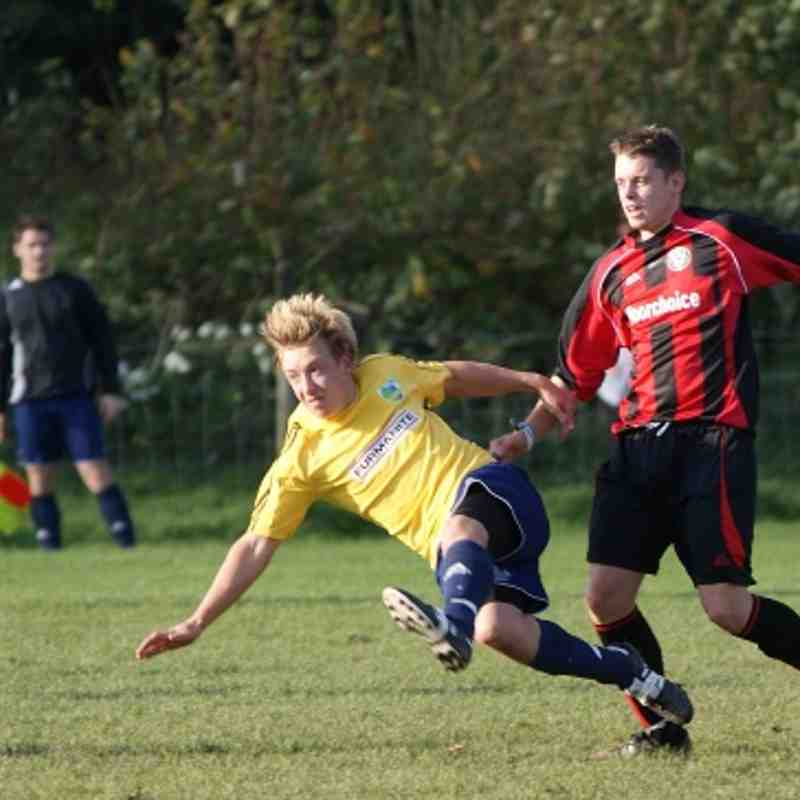 Kendal Utd vs Keswick (Select few photos) 22/10/11