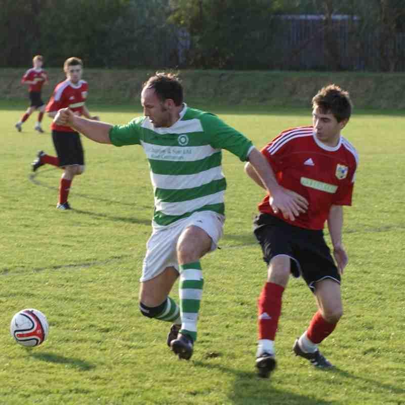 Kendal Celtic vs Kendal Utd 12/11/11