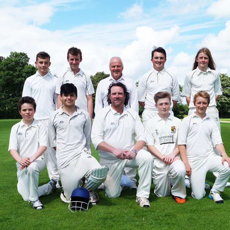 Netherfield Cricket Club vs. Kendal
