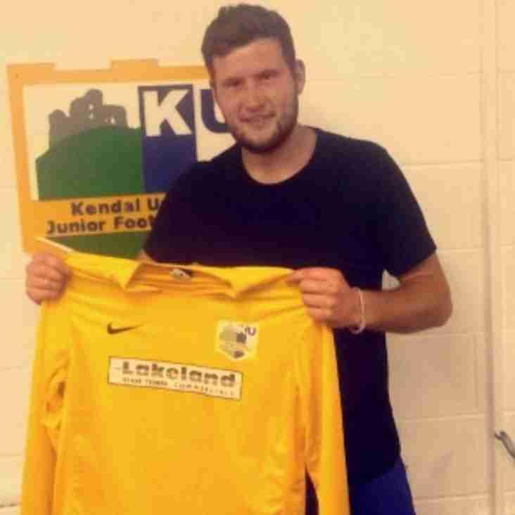 New Signings @ Kendal Utd