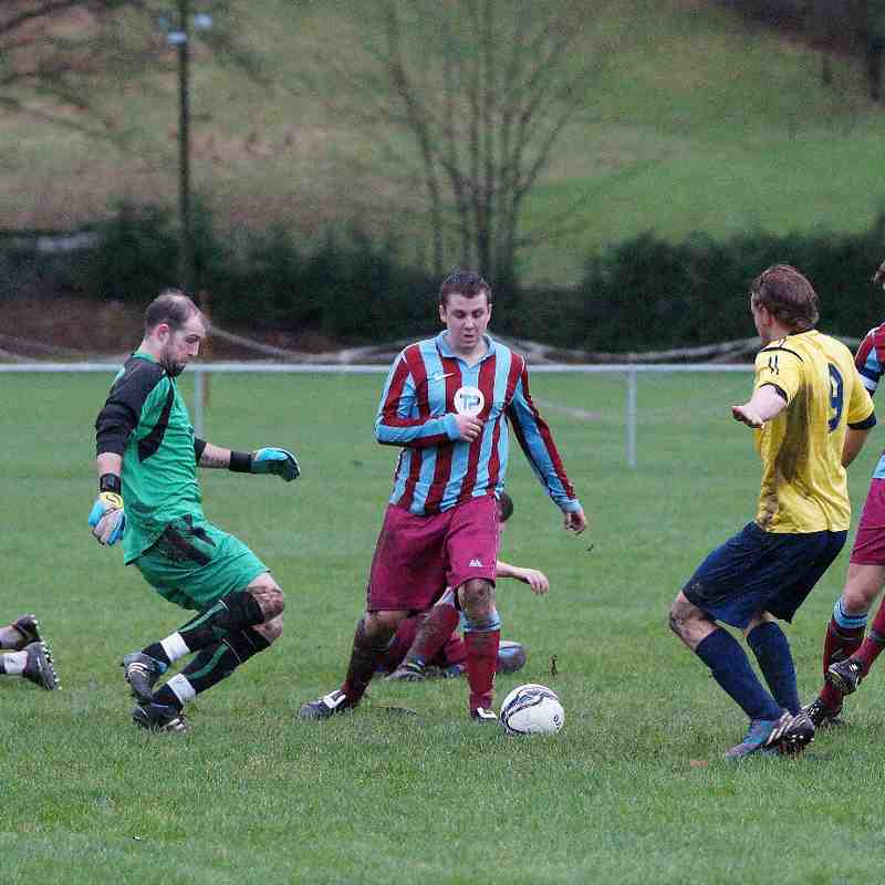 KENDAL COUNTY RES VS KENDAL UTD (2/1/16)