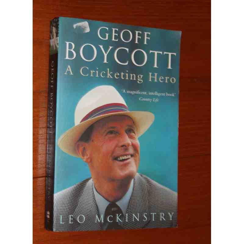 The Geoff Boycott Book