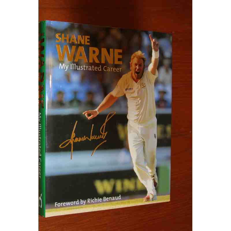 The Shane Warne Book