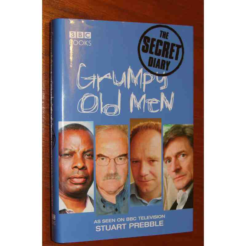 Grumpy Old Men Book.