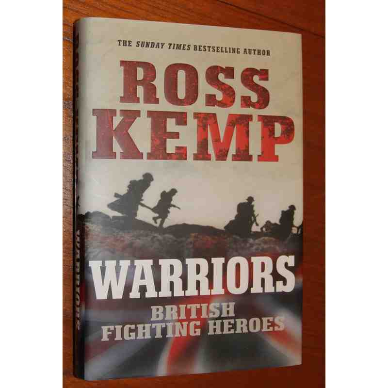 Ross Kemp Warriors.