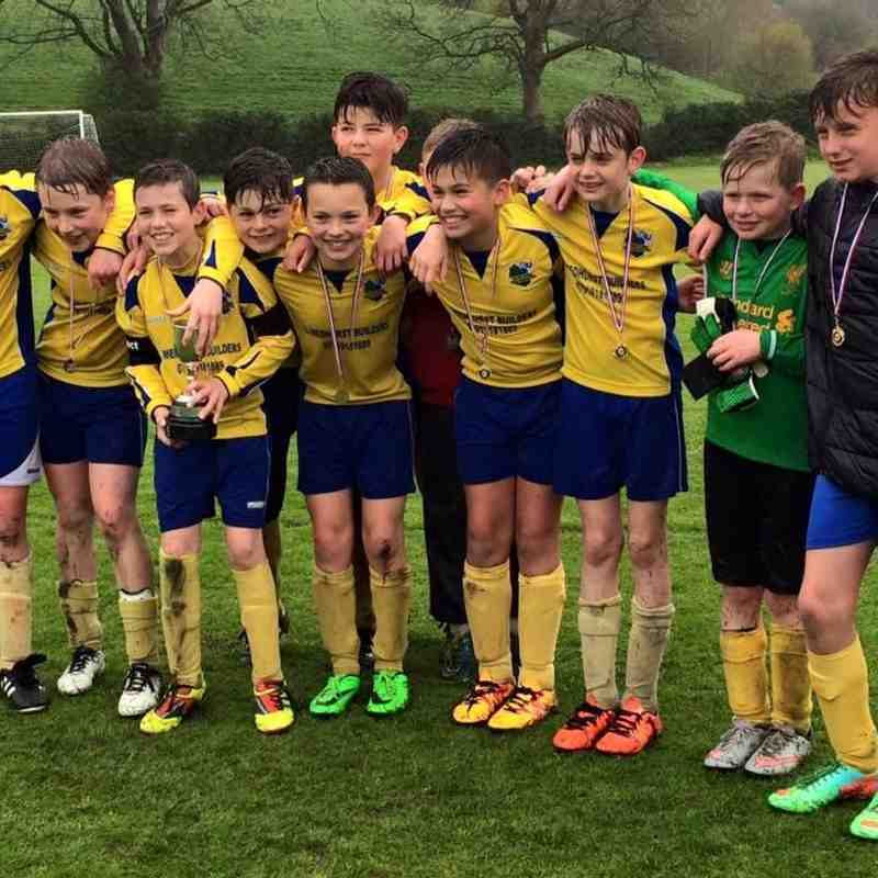 More Celebrations for The Under 12's