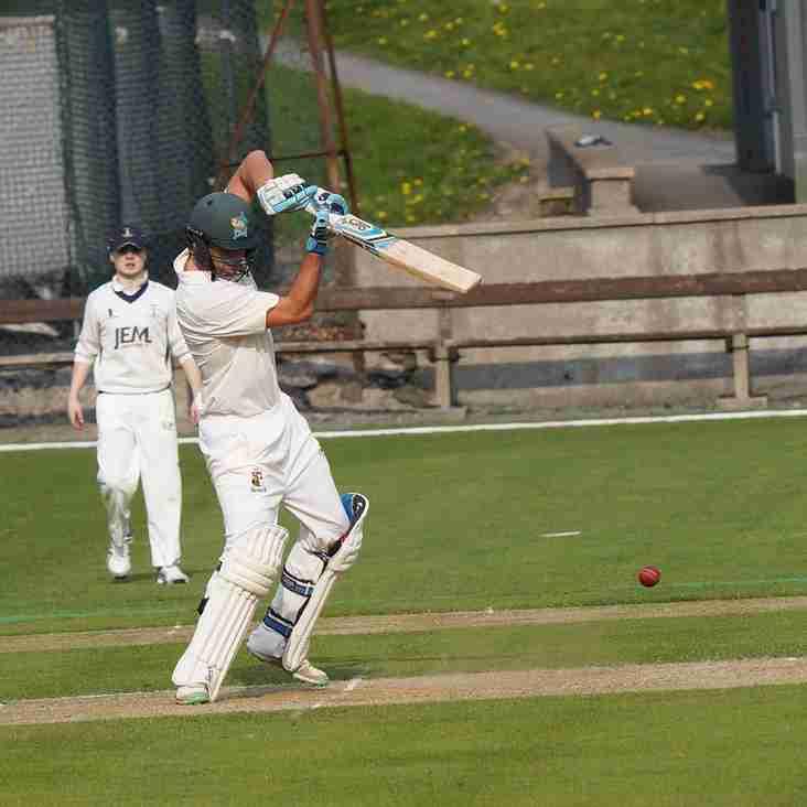 Tom Bruce Cricket Scotland Interview