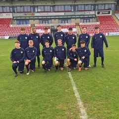 Kendal Utd win Charity match