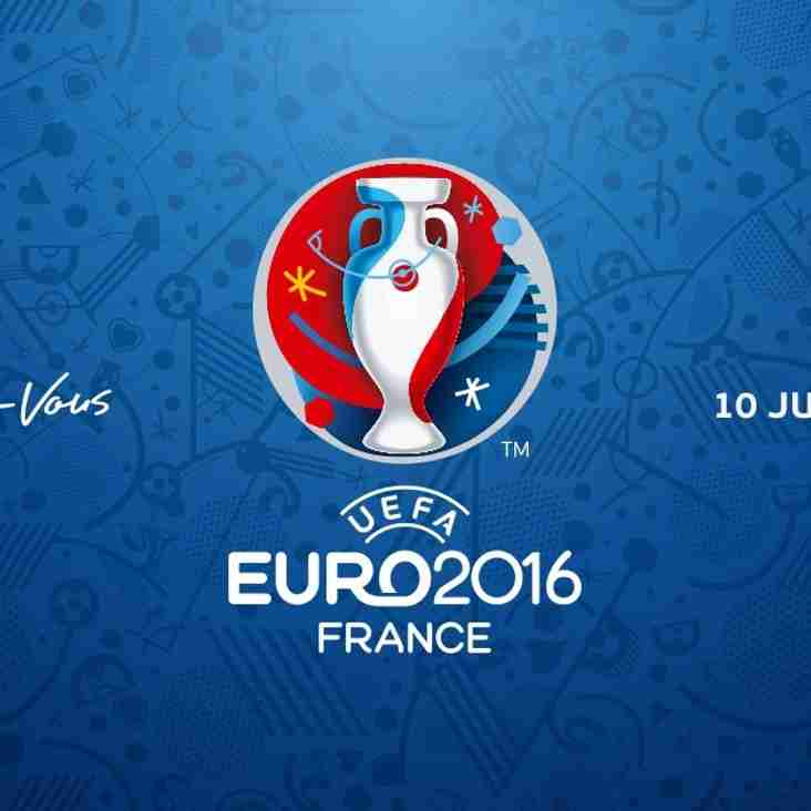 EURO 2016 @ NETHERFIELD CRICKET CLUB