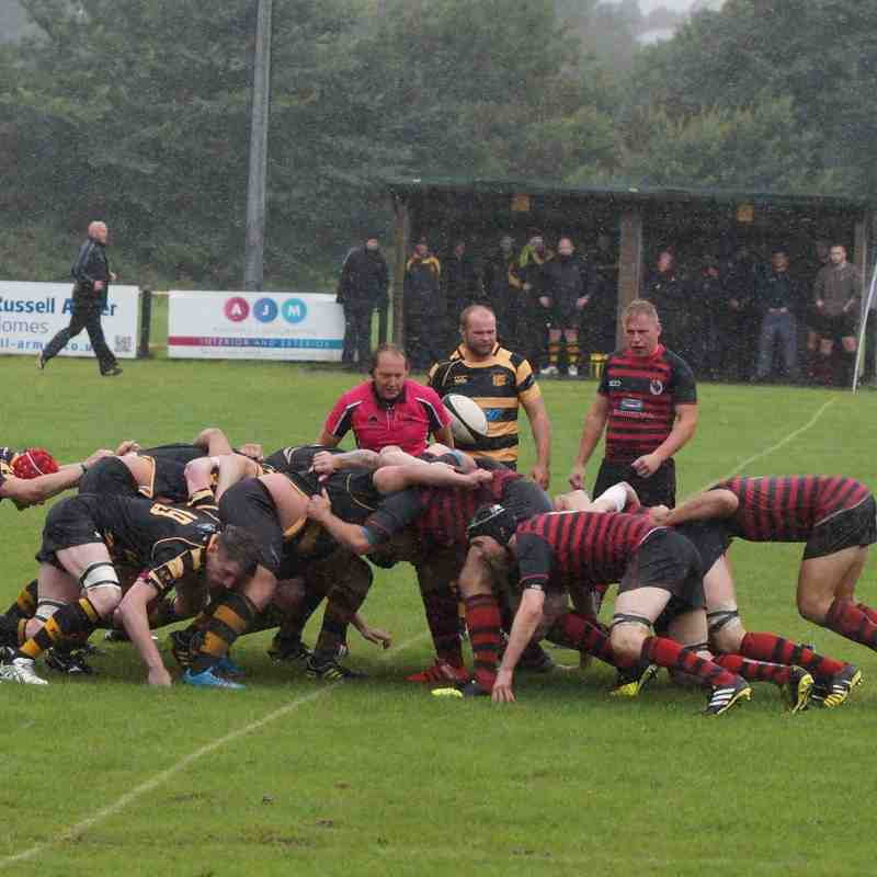 Kendal RU vs Aspatria Saturday 20 August 2016