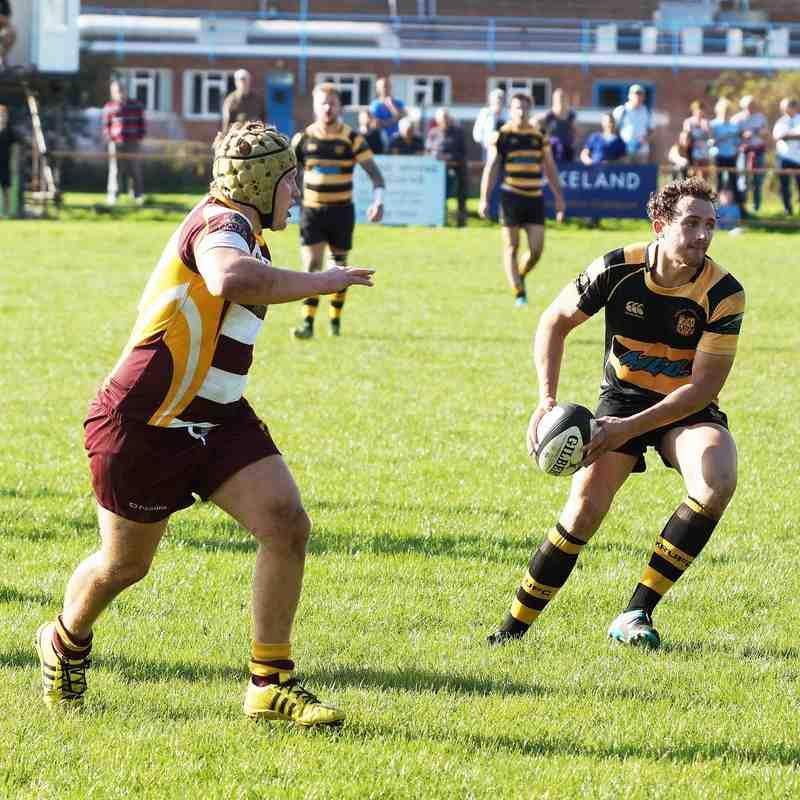 Kendal Rugby vs Huddersfield