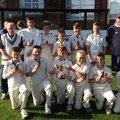 Under 13 Cup Triumph