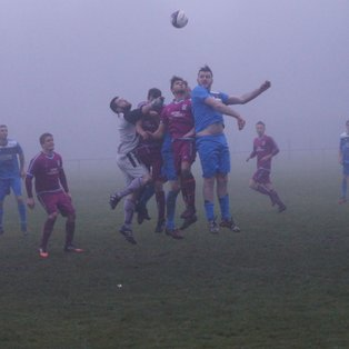 County ease to win as the fog descends