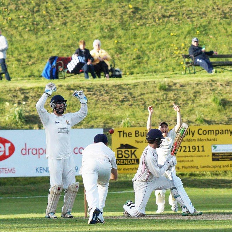 Netherfield fall to narrow loss