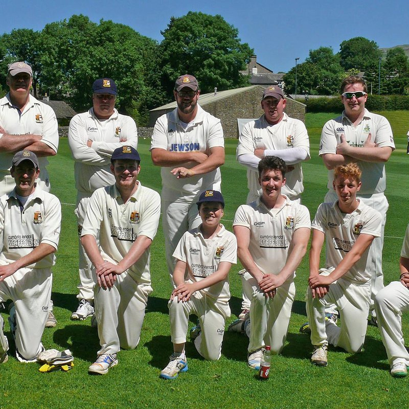 Netherfield cricket club for League table 85 86