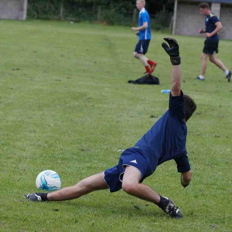 Kendal United Training (26/6/17)
