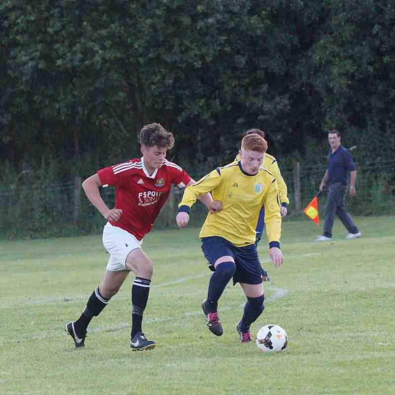 Kendal United v Appleby (Pre Season Friendly), Monday 17 July