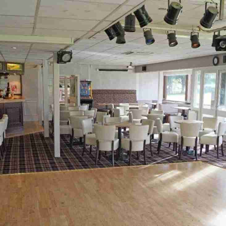Function Room Availability (August to December 2017)